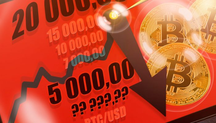 Crypto Analyst: Under $5,000 Bitcoin Now A Possibility