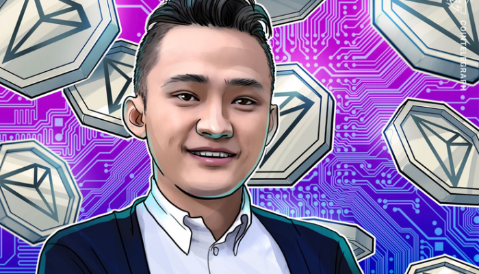 Justin Sun Reveals New Plan for TRON's Proof-of-Stake Mechanism