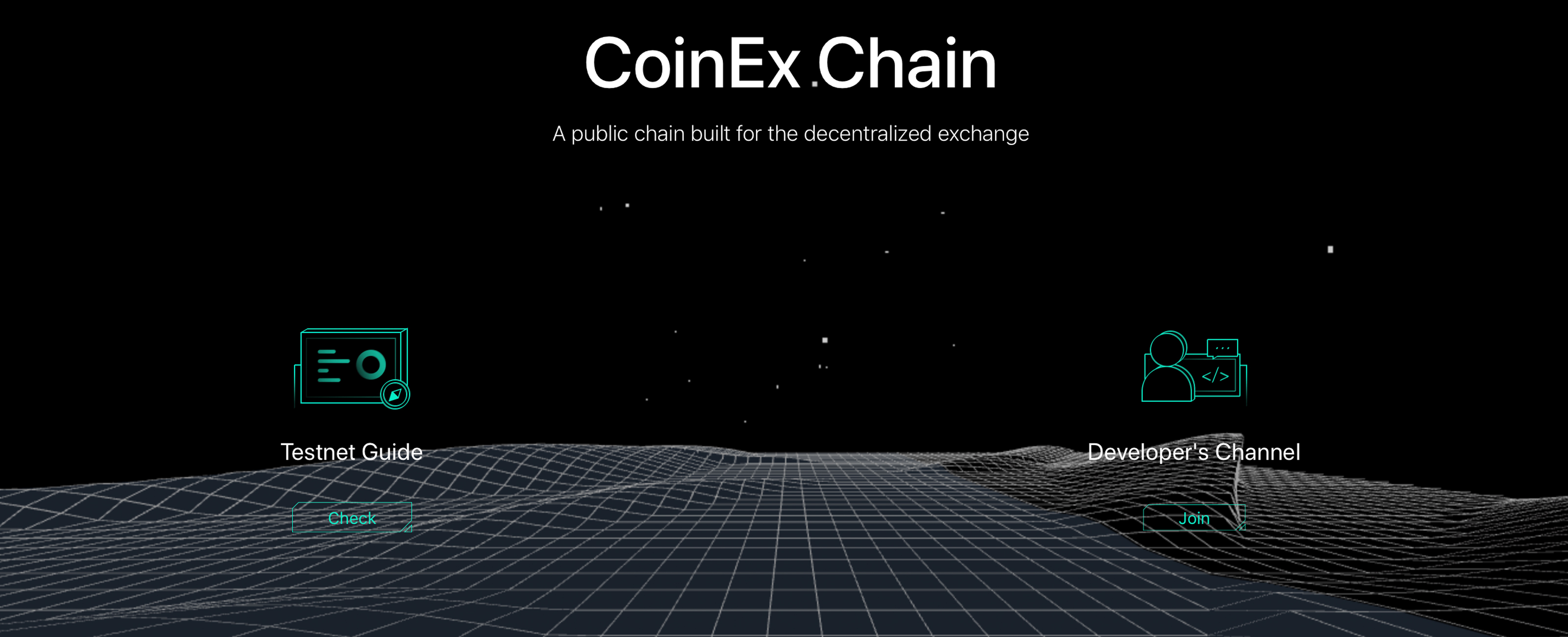 Bitcoin.com Joins the Coinex Chain Pre-Election Node Process