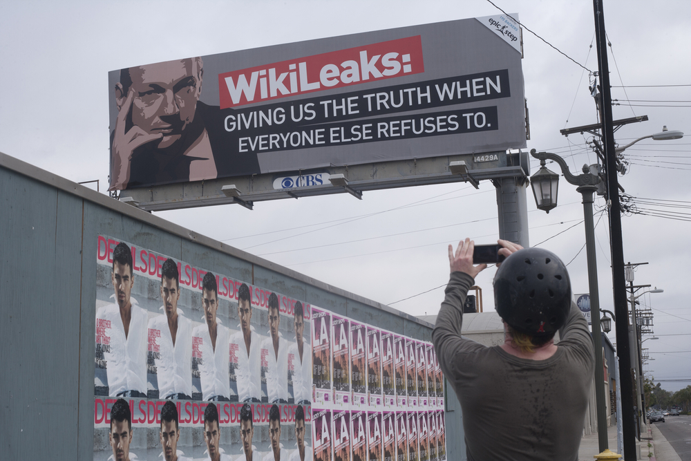 Julian Assange Thanks U.S. Government for 50,000% Gains on Wikileaks' Bitcoin Holdings