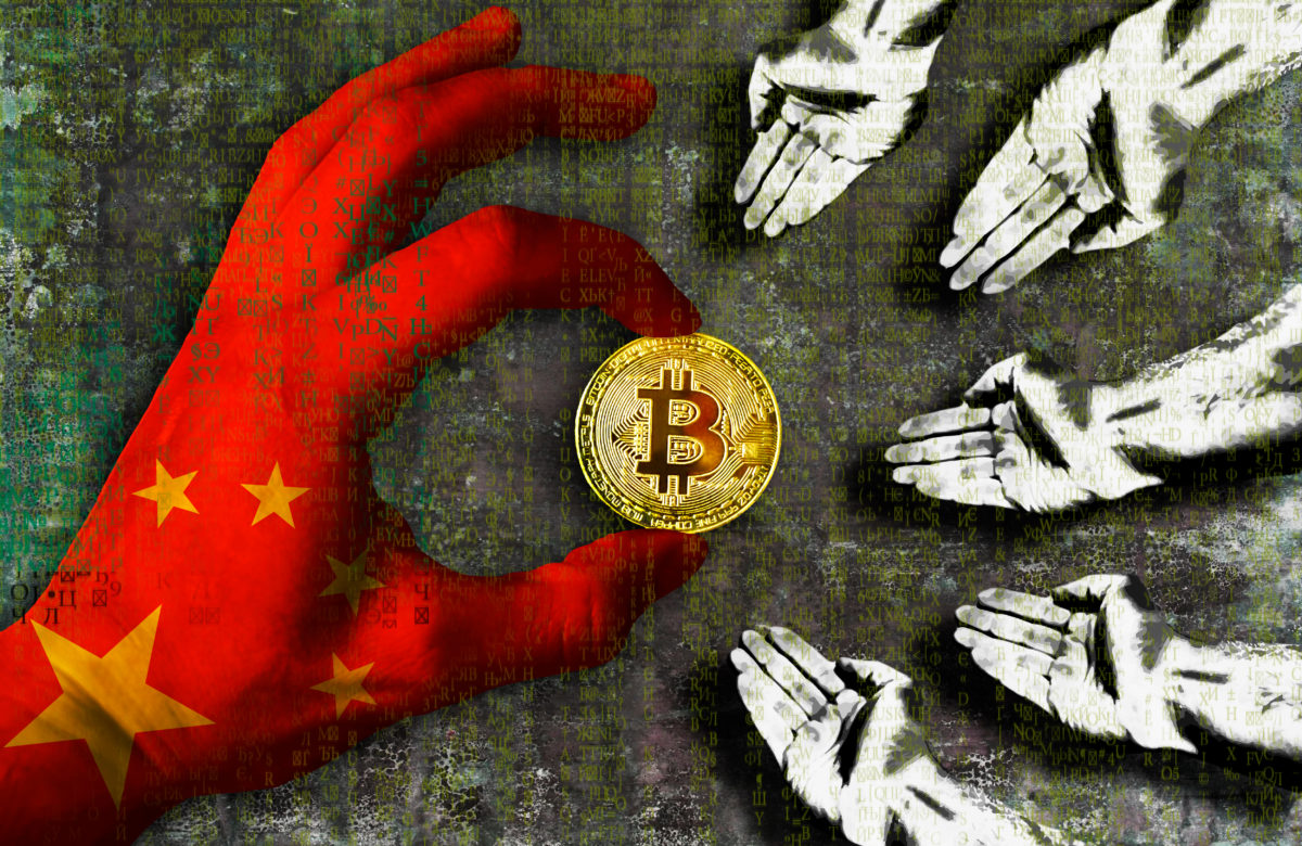 Chinese Interest in Bitcoin Remains High Post Crypto Rally According to Data