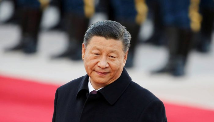 Xi's Throwaway Blockchain Quote is Sparking China's Crypto Frenzy Again