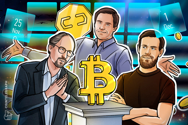 $50M of ETH Stolen, 'Rare Opportunity' for BTC: Hodler's Digest, Nov. 25–Dec. 1