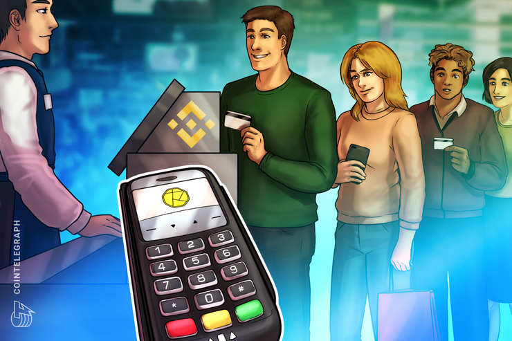 Binance Users Can Now Buy Four Cryptos with Visa Credit and Debit Cards