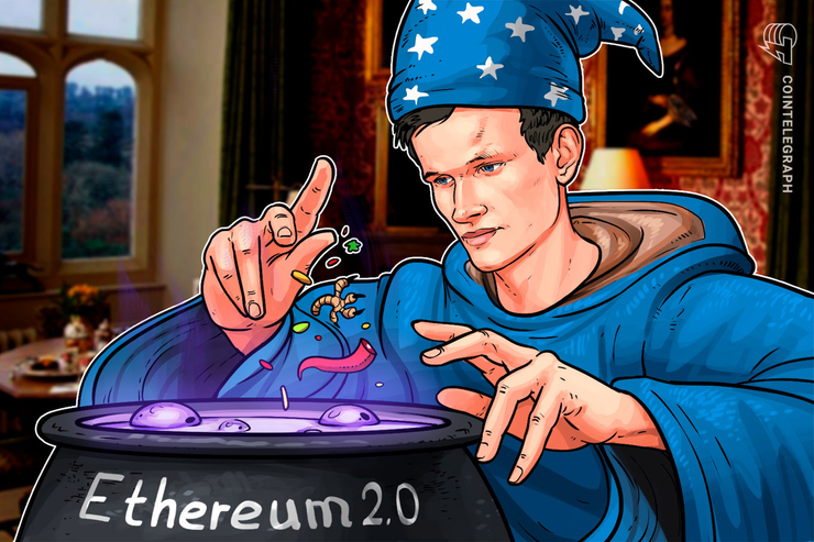 Buterin Wants to Speed Up Ethereum 2.0 Transition With ETH1-Friendly Validators