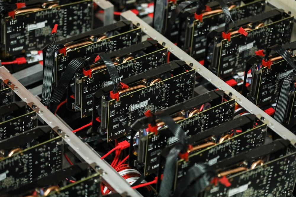 Crypto-Drunk Swiss Investment Firm Launches Bitcoin Mining Fund