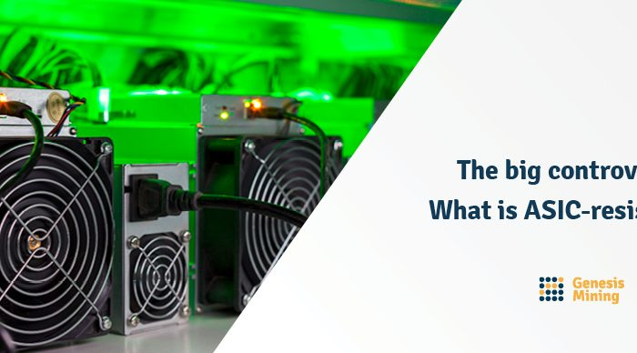 The big controversy: What is ASIC-resistance?
