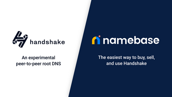 Crypto's Dotcom Era Begins as Handshake Launches Decentralized Domains
