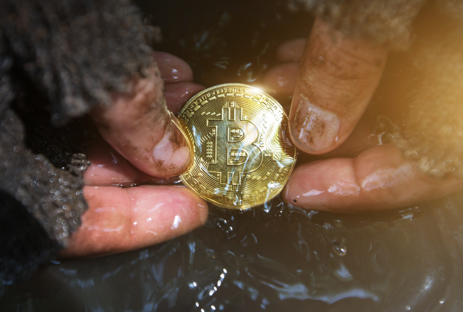 There's No Such Thing as Tainted Bitcoins