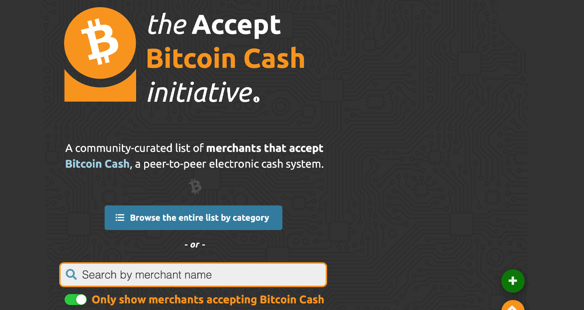 BCH Merchant Directories Now List 4,300 Bitcoin Cash-Accepting Businesses