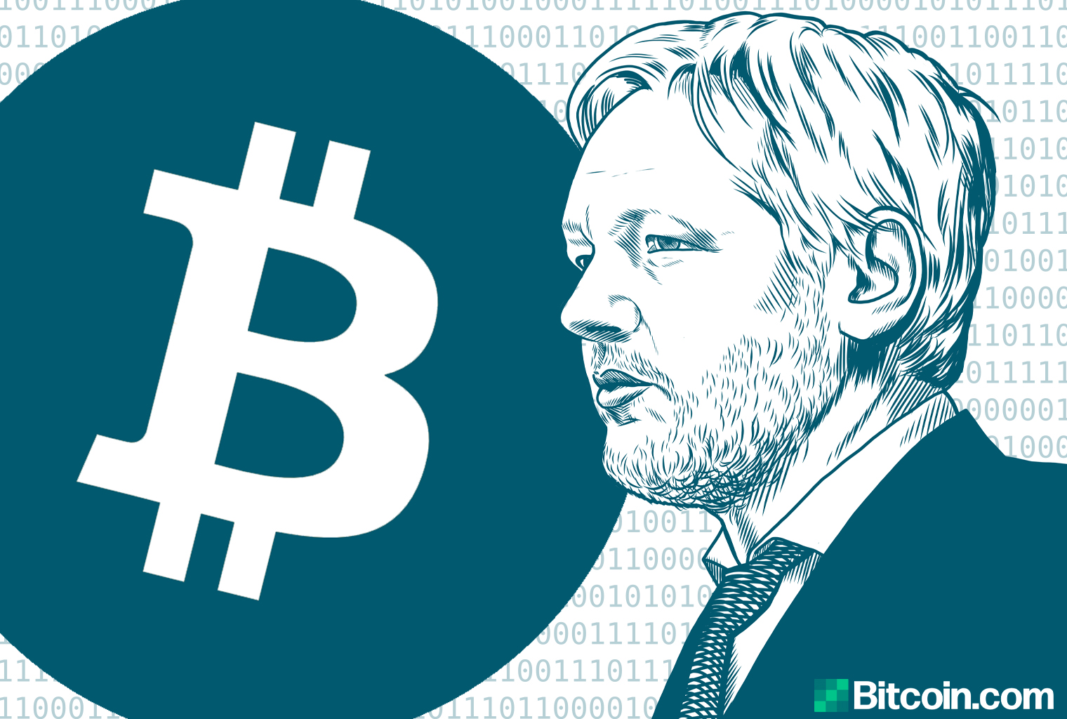 Wikileaks Gathers $37M in BTC Since 2010 - Over $400K Sent After Julian Assange's Arrest