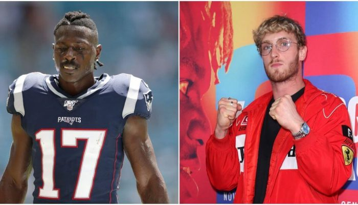 Antonio Brown 'Apology Tour' Traps Logan Paul in Perpetual Limbo
