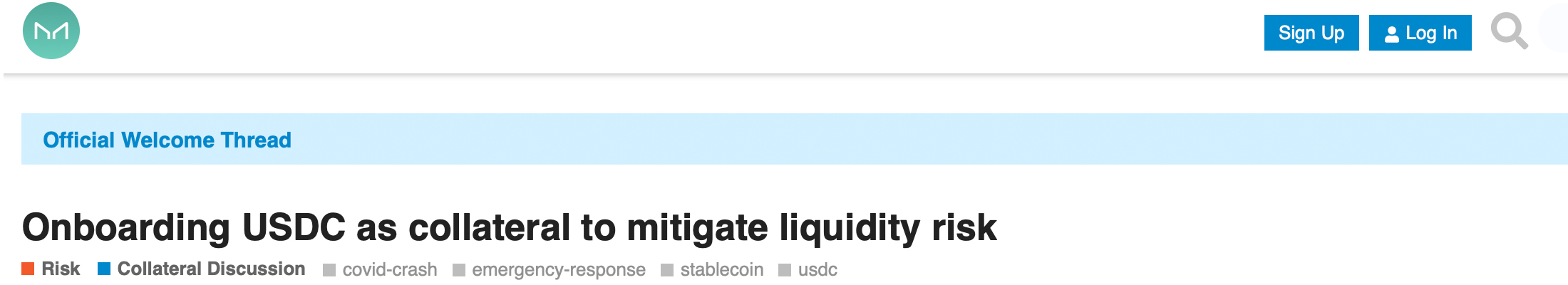 Devs Debate Using USDC for Collateral After DAI Stablecoin Faces Liquidity Issues