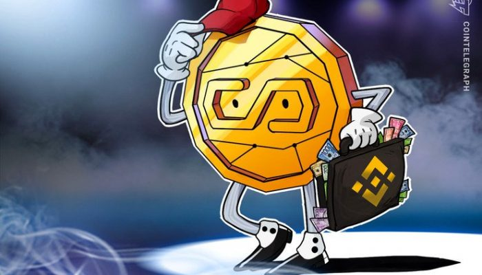 Binance Holds $1B in ERC-20 Stablecoins