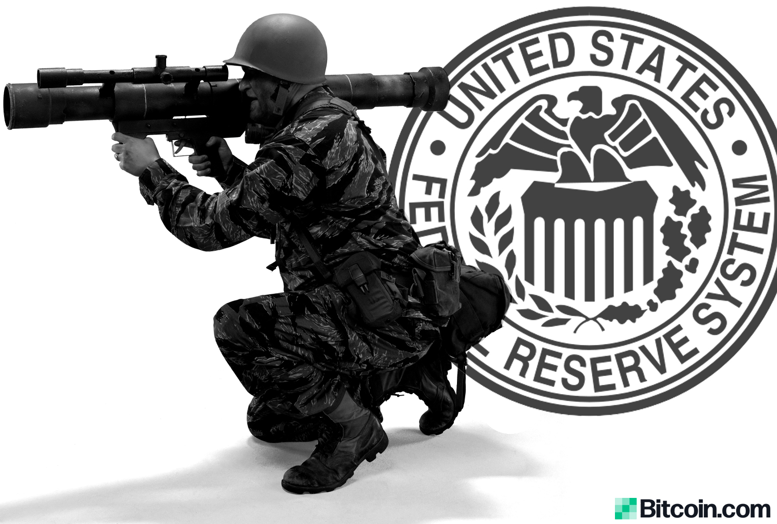 Financial Bazookas Revealed - Market Strategists Believe the Fed Will Purchase Stocks Soon