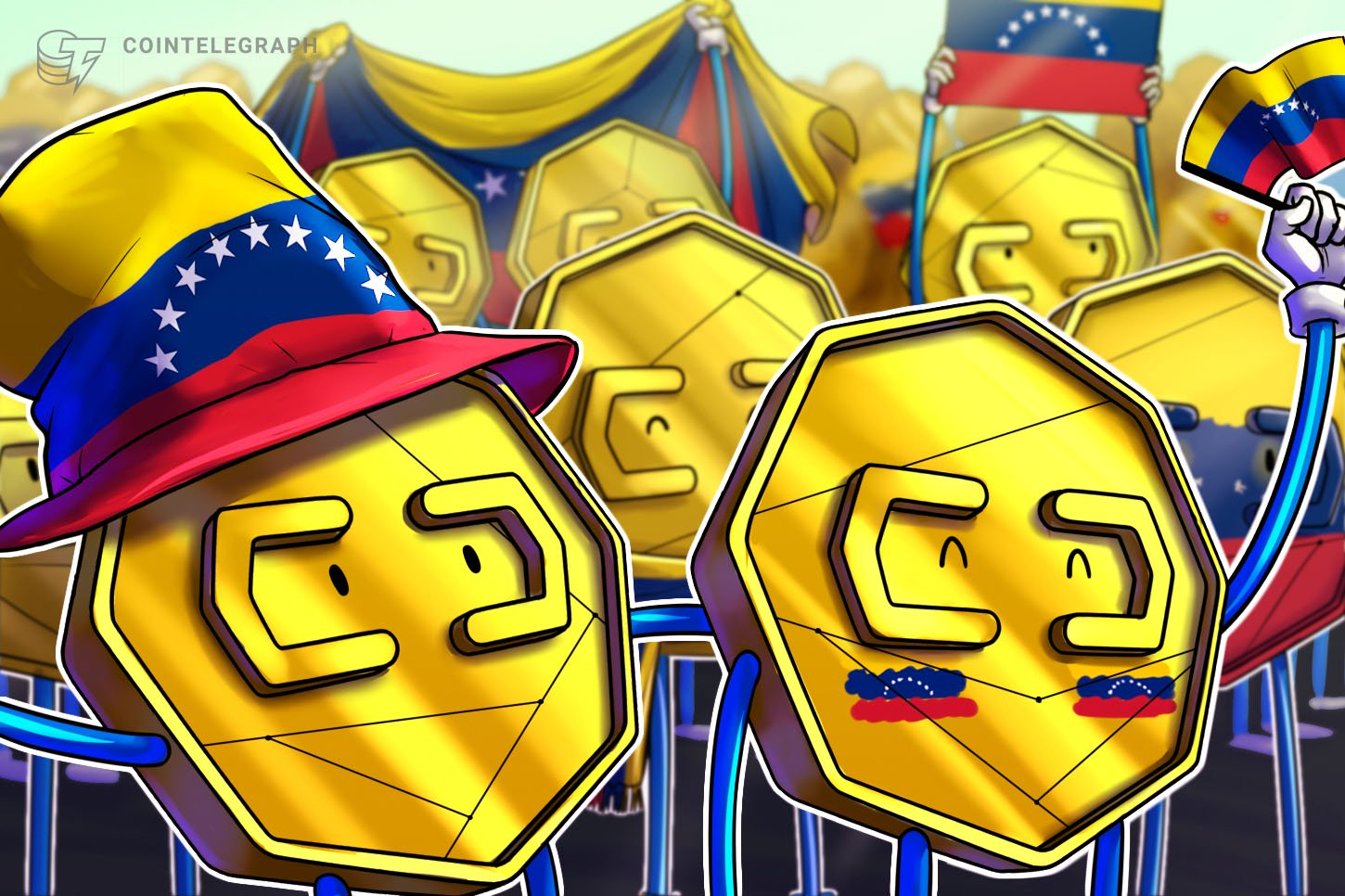 Famous Venezuelan Entertainer Quits Acting to Lead Controversial Crypto Startup