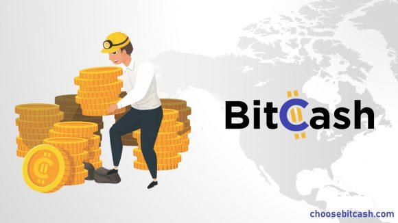 Mining BitCash (BITC) Using the X25X Crypto Algorithm