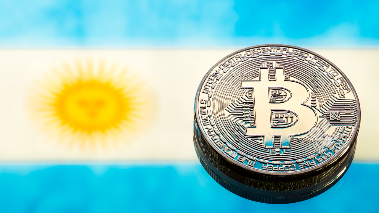 Bitcoin Transactions: New High for Argentina as Confidence in the Peso Tanks