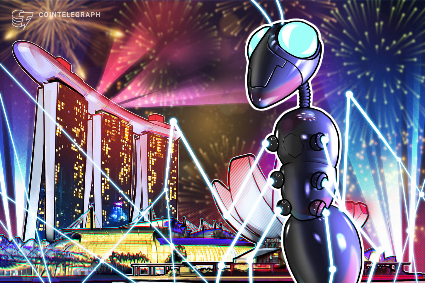 Singapore's Blockchain Landscape Has Grown More than 50% Since Last Year