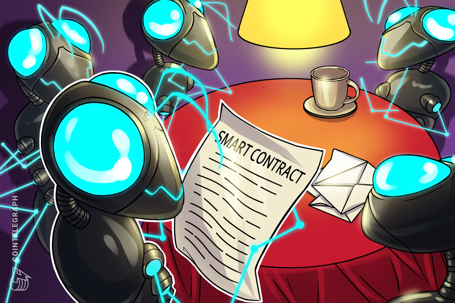 Smart Contracts 'Have Limited Potential' Without IoT Sensors