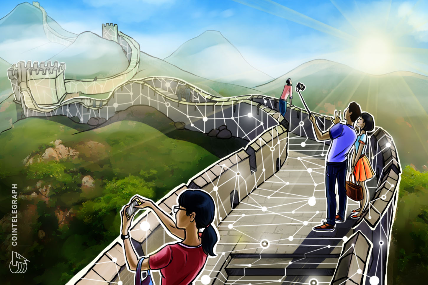 Chinese Schools Can't Keep Up With Demand for Blockchain