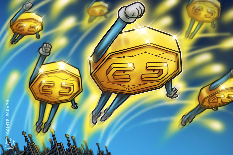 ERC-20 token's market cap overtakes Ethereum's