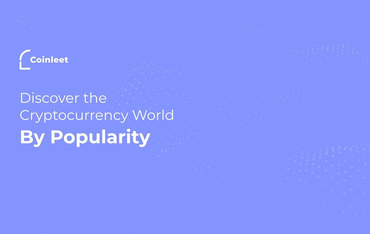 CoinLeet.com – A New Platform Ranking Crypto by Popularity