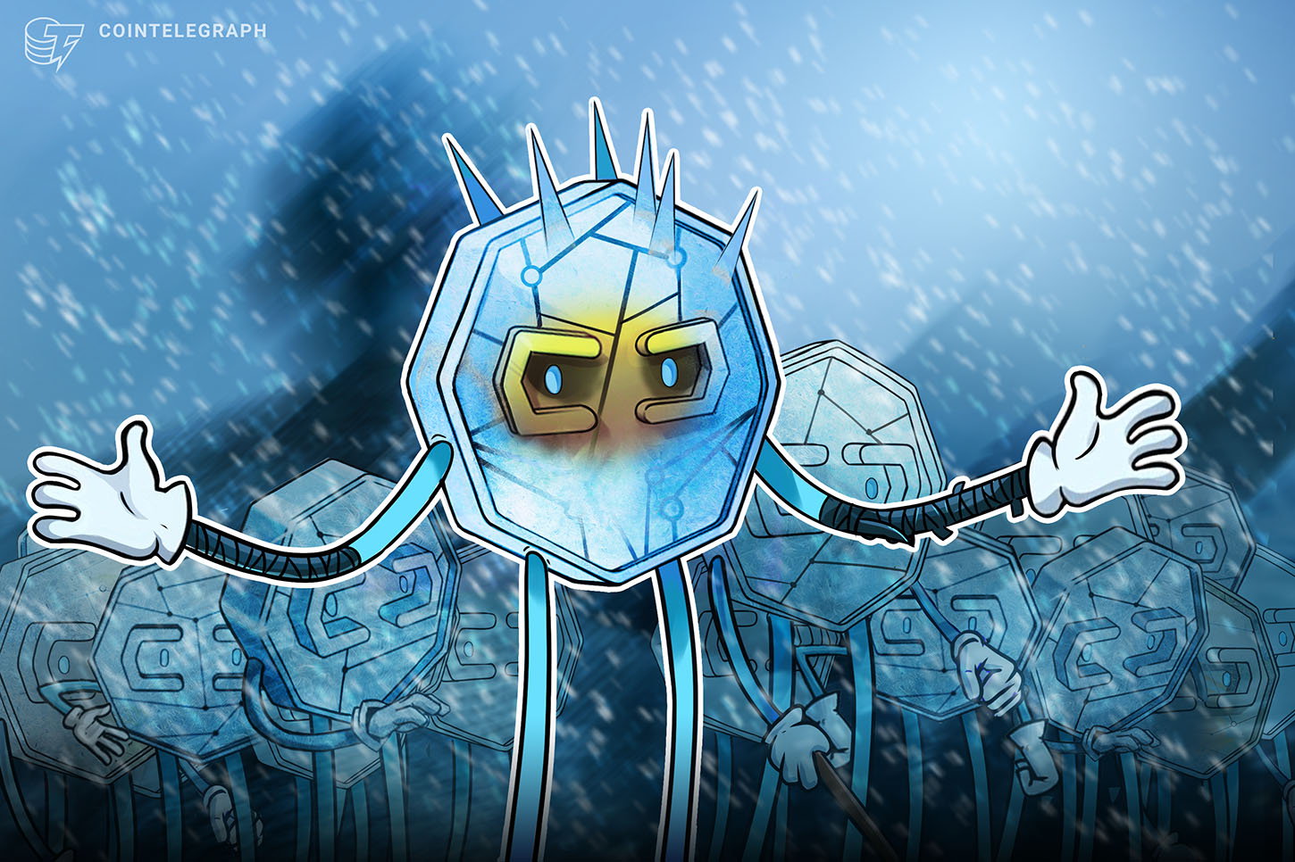 The cryptocurrency sector is overflowing with dead projects