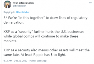 XRP Token Plunges by Nearly 40% Following the Announcement of SEC Charges Against Ripple
