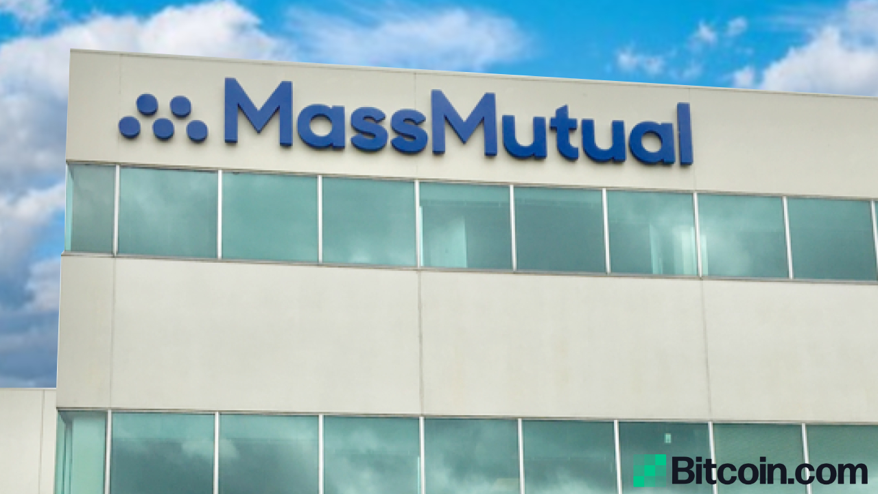 Major Insurer Massmutual Invests $100 Million in Bitcoin for Long-Term Value