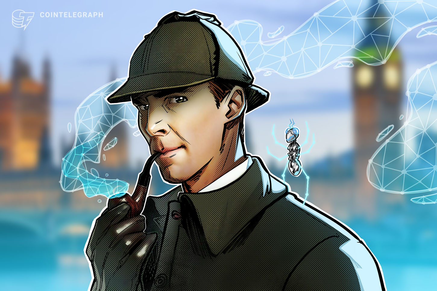 Opportunities for blockchain in police investigations