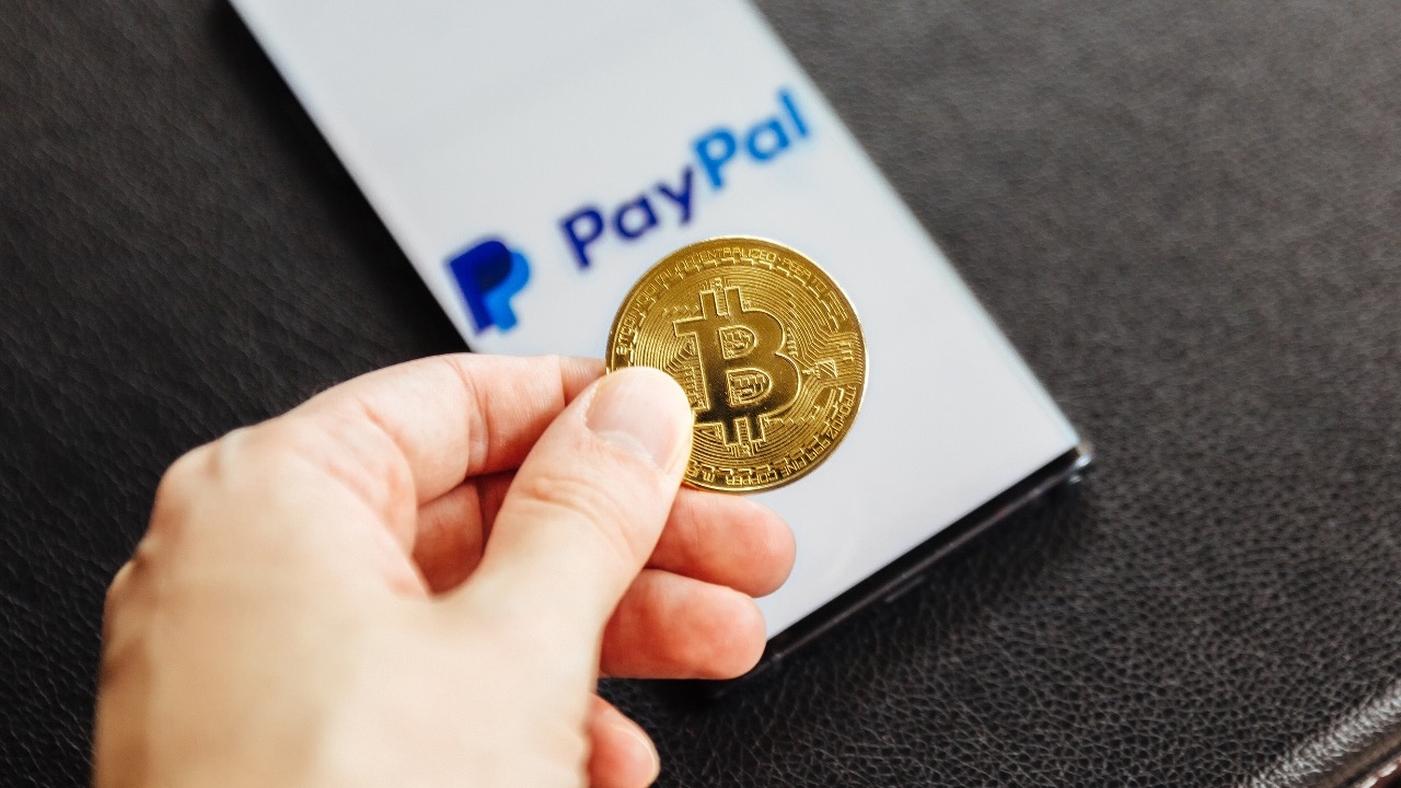 Paypal's Stock Soars to All Time High as Demand for BTC on the Platform Now More Than Supply of New Coins