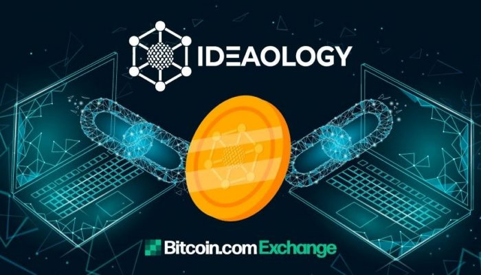 Ideaology Announces IEO Collaboration and Subsequent Listing of IDEA Token with Bitcoin.com Exchange
