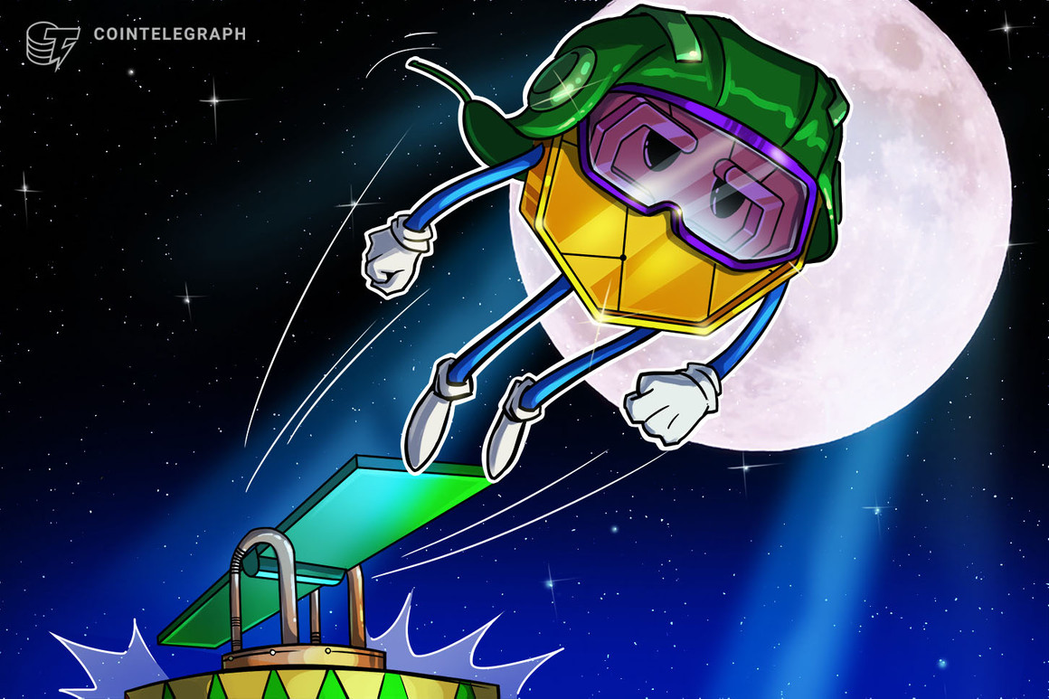 Beyond Bitcoin? Little known project jumps 116% on €2.75M EU 'new money' grant