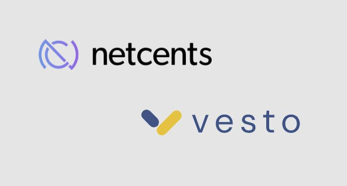Crypto platform NetCents to offer users access to DeFi protocols thru Vesto