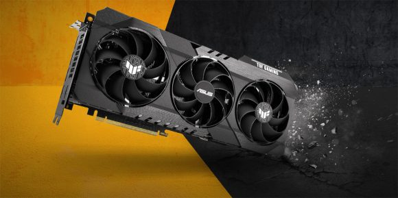 Mining Ethereum with ASUS TUF Gaming GeForce RTX 3080 Video Card