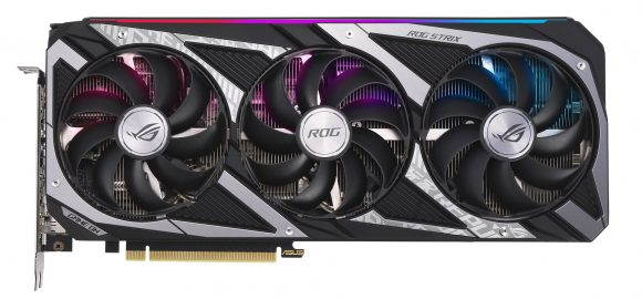 Mining Performance of Asus ROG Strix GeForce RTX 3060 OC Edition