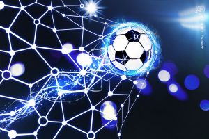 Premier League football club enters VR partnership with crypto betting site