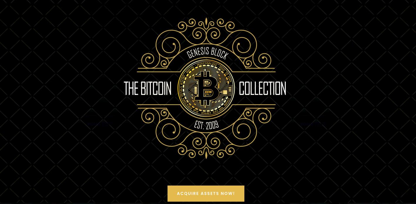 Today 11:40 am EST: First Bitcoin Elite NFT Art Drop