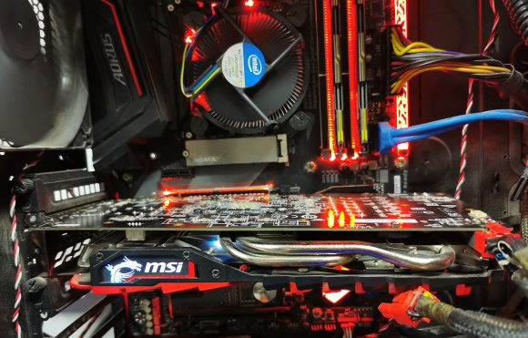 """Updated """"Zombie Mode"""" for AMD Radeon RX 470/570 and RX 480/580 4GB GPUs for Ethereum Mining"""