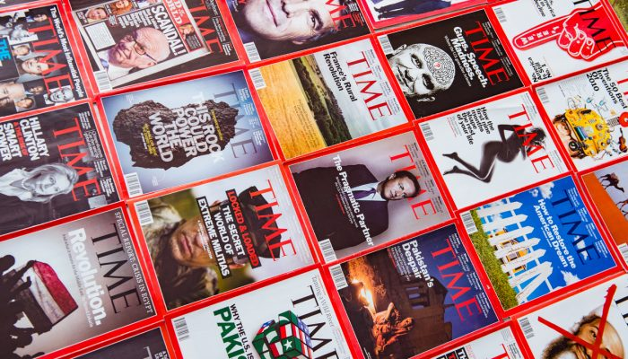 American News Magazine Time to Accept Crypto for Subscriptions, Firm Auctions 3 NFT Covers