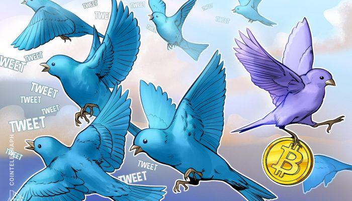 Bitcoin can be sent with a tweet as Bottlepay Twitter app goes live