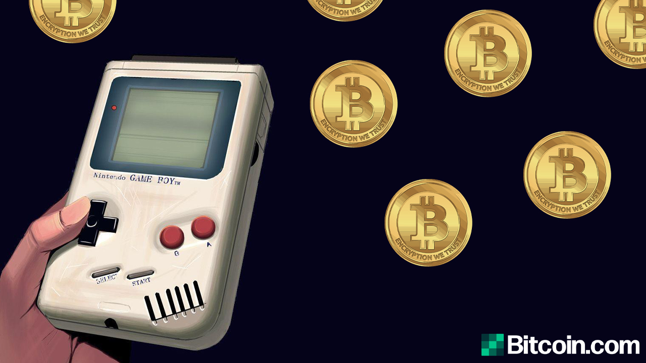 Youtuber Builds a Bitcoin Miner Out of a 31-year old Nintendo Game Boy – Bitcoin News