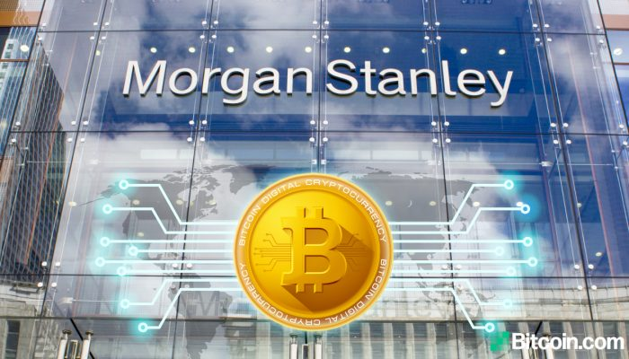 Morgan Stanley Adds Bitcoin to 12 Mutual Funds' Investment Strategies – Finance Bitcoin News