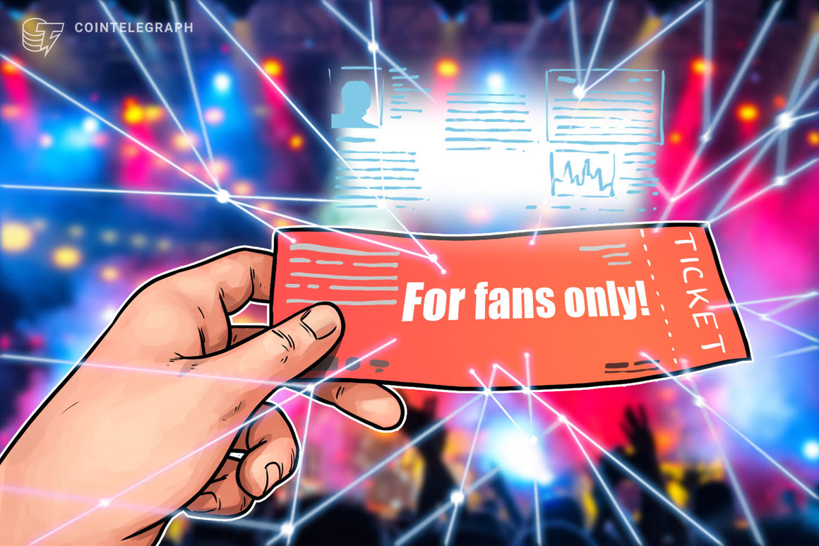 Ticketing platforms use blockchain to engage with customers post-pandemic