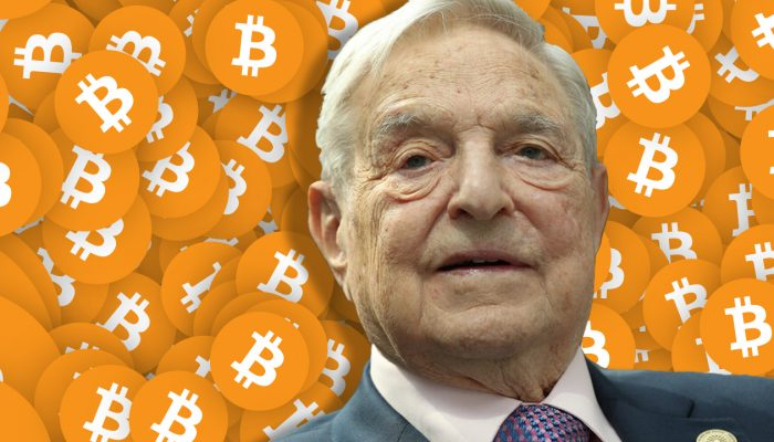 George Soros' Investment Fund Is Reportedly Trading Bitcoin Products