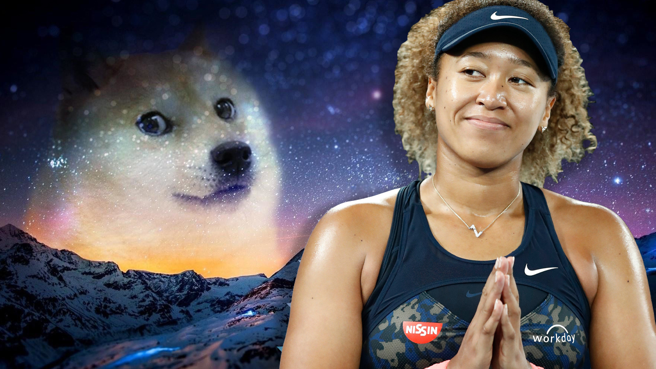 Naomi Osaka Reveals New NFT, Dogecoin Sparks Tennis Star's Interest in Cryptocurrencies – Bitcoin News