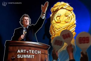 Over $93M in NFT sales and Art+Tech Summit 2021