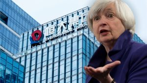 Evergrande Losses Sparks Fear of Looming Credit Contagion, Janet Yellen Asks to Raise US Debt Ceiling