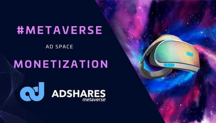 Adshares.net web3 Marketing Protocol Aims for Metaverse Ads – Press release Bitcoin News